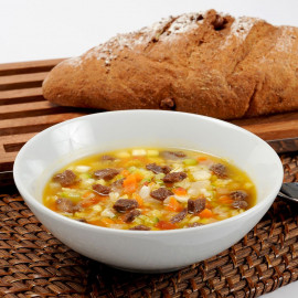 Sopa de Legumes (132kcal) LOW-CARB