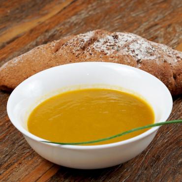 Sopa Cremosa de Legumes